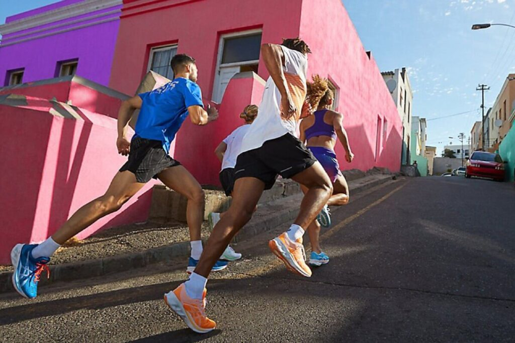 how increase running pace