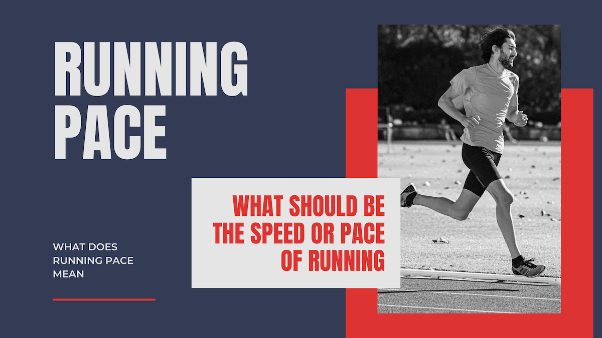 what does running pace mean