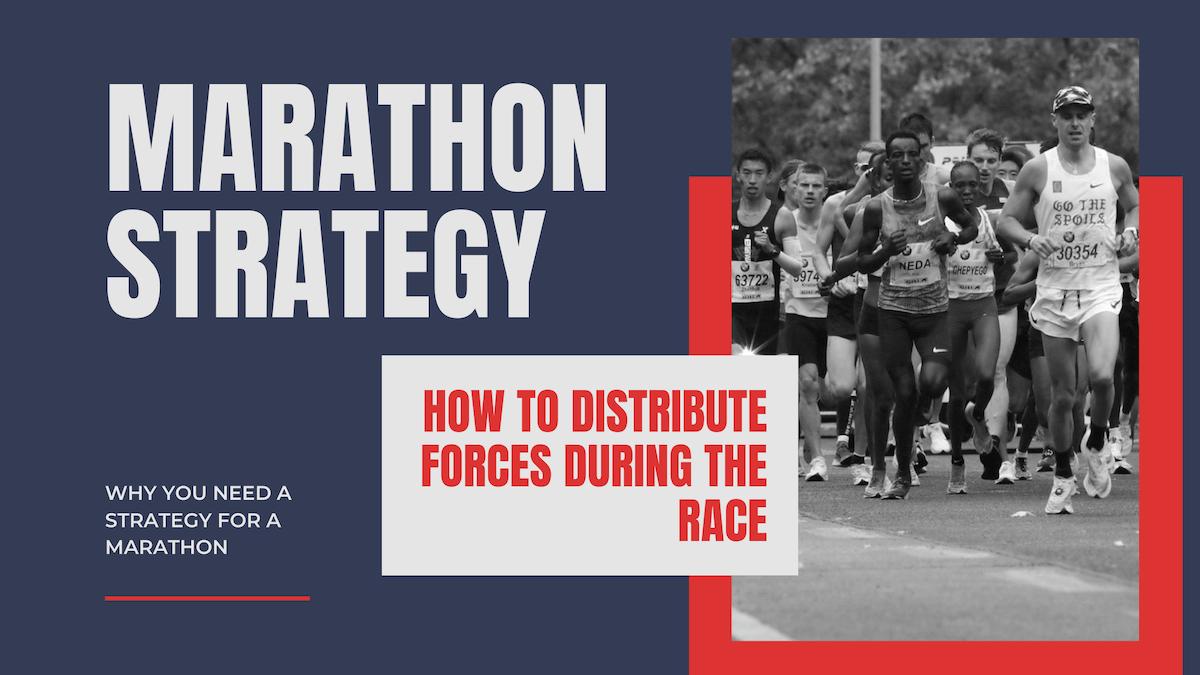 marathon strategy pace