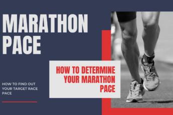 determine your marathon pace